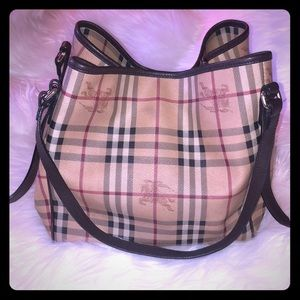 EXCELLENT CONDITION! Burberry tote